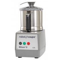 ROBOT-COUPE BLIXER 3 Blixer 3,7 literes tartállyal