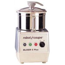 ROBOT-COUPE BLIXER 5-1 V Blixer 5,9 literes tartállyal, 1 sebességgel