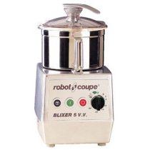 ROBOT-COUPE BLIXER 5 VV Blixer 5,9 literes tartállyal, állítható sebességgel