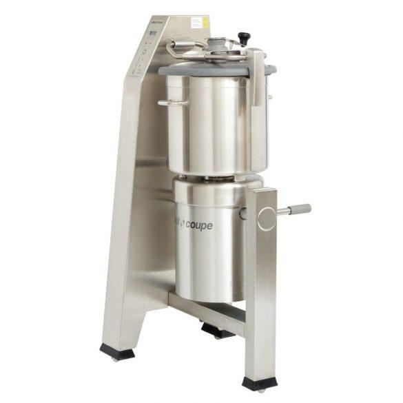 ROBOT-COUPE BLIXER 30 Blixer, 28 literes tartállyal, kétsebességes, állványra szerelt kivitel (400V)