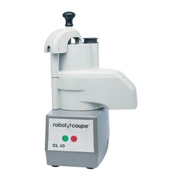 ROBOT-COUPE CL 40 Zöldségszeletelő gép kb. 50 kg/h teljesítménnyel