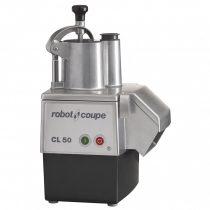 ROBOT-COUPE CL 50 Zöldségszeletelő gép kb. 150 kg/h teljesítménnyel