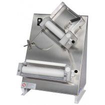 Pizzatészta-nyújtó gép 30cm-es nyújtóhengerekkel – GAM R30E