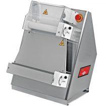 Tésztanyújtó gép pizzatésztához, 40 cm-es nyújtóhengerekkel, párhuzamos hengerű változat – EMPERO EMP.HA.01