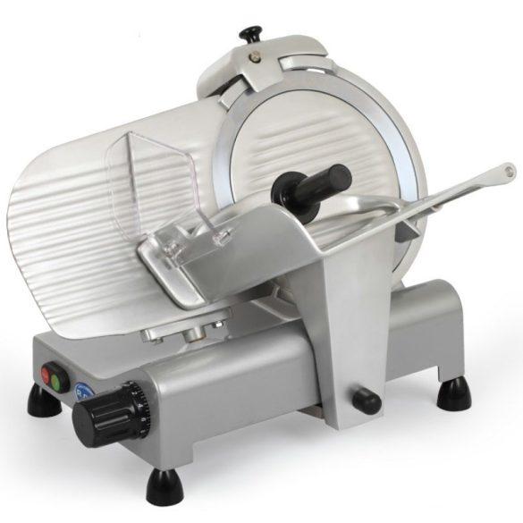 """Felvágottszeletelő gép """"LUSSO"""", 300mm pengeátmérővel – RGVLUSSO 300SL CE"""