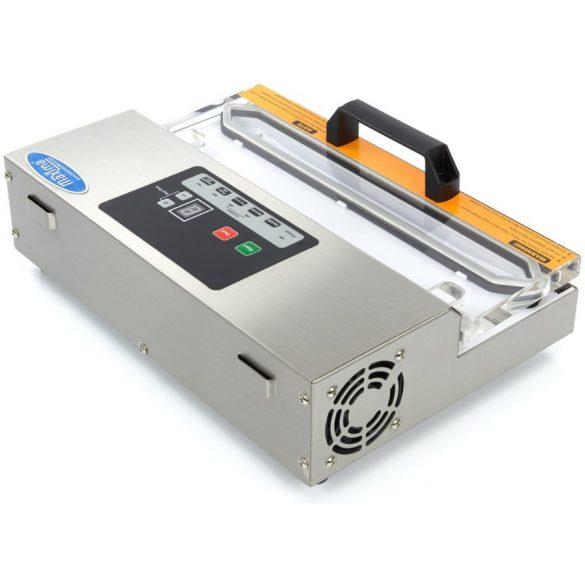 Maxima 09501000 Vákuumcsomagoló - fóliahegesztő gép, külső tasakos, 310mm-es hegesztőéllel