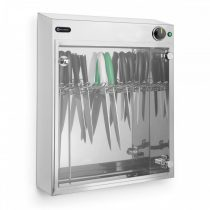 HENDI 281246 UV kés sterilizáló készülék, 14 férőhelyes