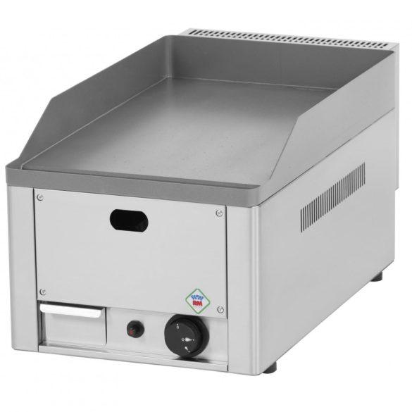 REDFOX FTH 30 G Szeletsütő lap sima sütőfelülettel 32x48cm, gázüzemű, asztali.