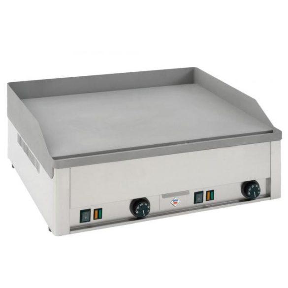 REDFOX FTHC 60 E Sütő lap sima króm lappal 65x48cm, elektromos, asztali kivitel.