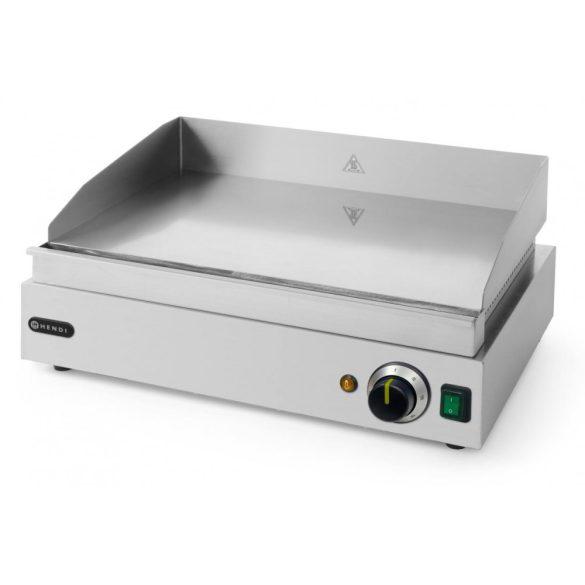 HENDI 203149 Szeletsütő lap, elektromos, 518x328mm-es sima krómozott sütőfelülettel