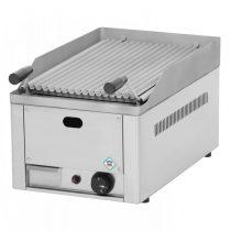 REDFOX GL 30 G Lávaköves grill, gázüzemű (4kW) asztali fél modulos