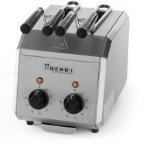 HENDI 261163 Kenyérpirító toaster, 2 szelet kenyérhez