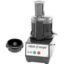 ROBOT-COUPE C 40 Zöldség-gyümölcsprés és citrusfacsaró, 500W