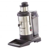 ROBOT-COUPE J 100 Gyümölcscentrifuga, 160 liter/óra teljesítménnyel, nagy igénybevételre