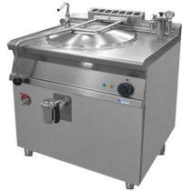 GASZTROMETÁL ELR-782 Elektromos üzemű főzőüst 80 Literes, indirekt fűtéssel.