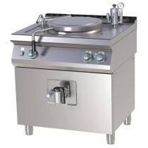 RM GASTRO BI 780 E Elektromos főzőüst, 50 literes, indirekt fűtéssel