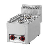 REDFOX SP 30 GL Gáztűzhely asztali, 2 égőrózsával (3kW + 3,6kW)