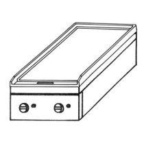 EMAX KGO-237 MA 2 Asztali zártégős gáztűzhely (melegítőlap), 4,2kW