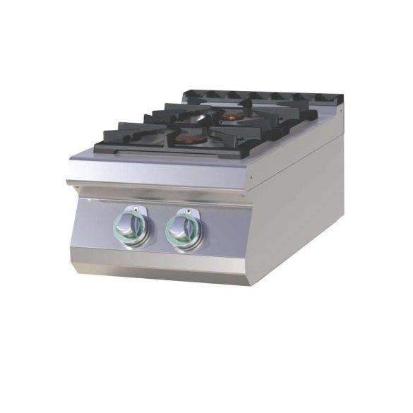 RM GASTRO SPS 704 G Gáztűzhely asztali, 2 égős (4kW + 8,5kW)