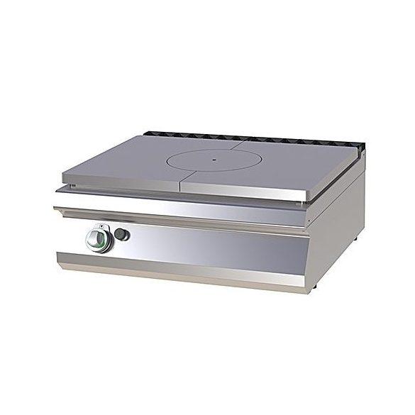 RM GASTRO ST 708 G Asztali zárt égős gáztűzhely, 10,8kW, 800mm