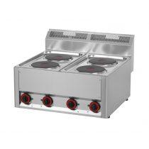 REDFOX SP 60 ELS Tűzhely elektromos asztali, négy főzőlapos