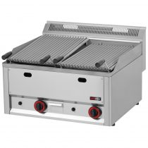 REDFOX GL 60 GL Lávaköves grill, gázüzemű 660mm, 8kW