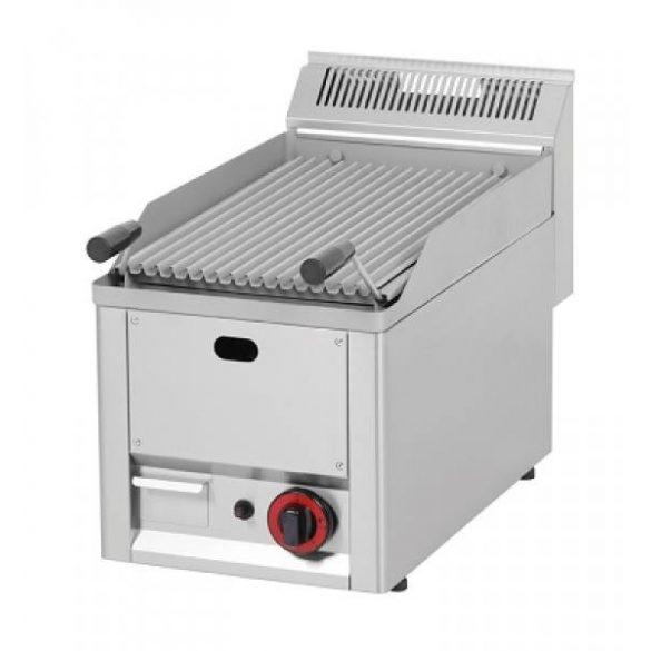REDFOX GL 30 GL Lávaköves grill, gázüzemű 330mm, 4kW