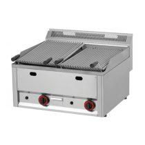 REDFOX GL 60 GLS Lávaköves grill, gázüzemű 660mm, 13kW