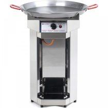 HENDI 146002 Paella grillsütő, kültéri, gázpalack tárolóval, O600mm
