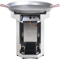 HENDI 146804 Paella grillsütő, kültéri, gázpalack tárolóval, O800mm