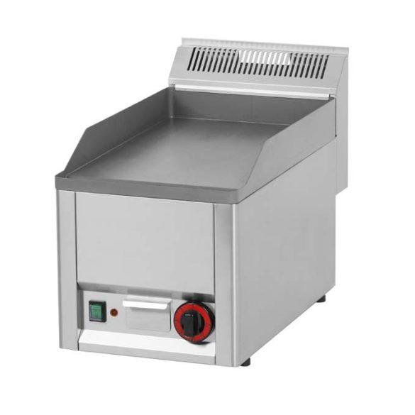 REDFOX FTH 30 EL Szeletsütő lap sima felülettel, elektromos ,asztali 330 mm