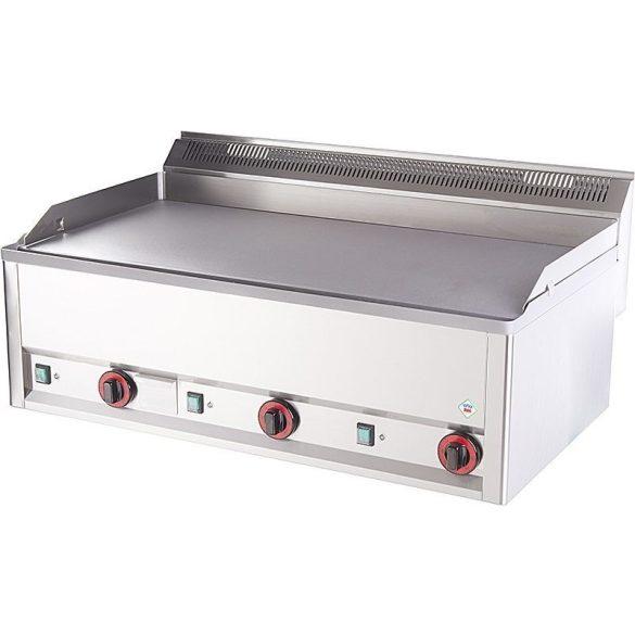 REDFOX FTH 90 EL Szeletsütő lap nagyméretű sima sütőfelülettel, elektromos, asztali, 990mm