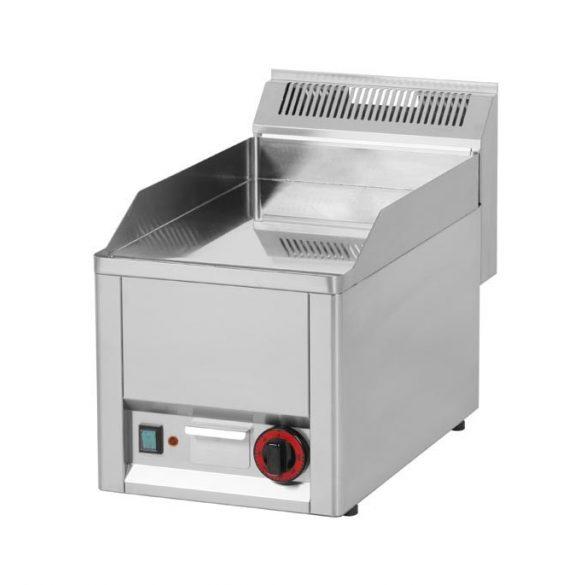 REDFOX FTHC 30 EL Szeletsütő lap sima króm felülettel, elektromos asztali 330mm