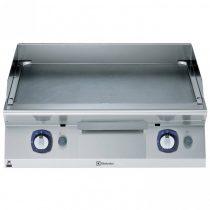 Gázüzemű rostlap asztali, sima lap, 800mm – ELECTROLUX PROFESSIONAL 371330
