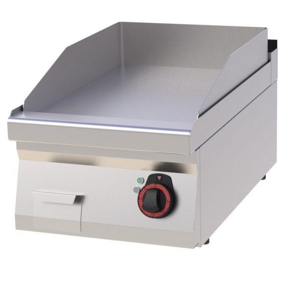 REDFOX FTH 70/04 E Szeletsütő lap sima sütőfelülettel, elektromos asztali, 400mm