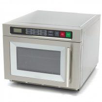Maxima 09367020 Ipari mikrohullámú sütő, két magnetronos, programozható, 30 literes, 1800W fűtőteljesítménnyel