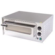 Pizzakemence elektromos, 1 sütőtérrel, 400C-os max hőmérséklettel – REDFOX FP 38 RS