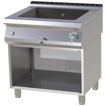 RM GASTRO BM 780 E Vízfürdős melegentartó, elektromos, alsó nyitott tárolóval, 800mm