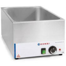 Asztali vízfürdős melegentartó, GN1/1 méretű – HENDI238905