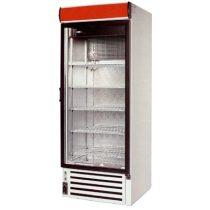 Hűtőszekrény üvegajtóval, alsó aggregátoros, statikus hűtéssel, 572L – COLD SW-600DP