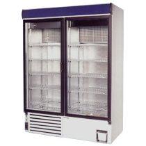 Hűtőszekrény nyíló üvegajtóval, alsó aggregátoros, statikus hűtéssel, 1029 literes – COLD SW-1200DP