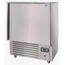Sokkoló hűtő - fagyasztó, 12kg, 6xGN1/1 férőhelyes – COLDSZ-6GN1/1