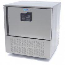 Sokkoló hűtő - fagyasztó, 14/12kg, 3x GN1/1 vagy 60x40cm férőhelyes – Maxima 09400924