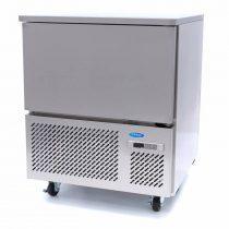 Sokkoló hűtő - fagyasztó, 20/15kg, 5x GN1/1 vagy 60x40cm férőhelyes – Maxima 09400925