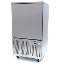 Sokkoló hűtő - fagyasztó, 40/28kg, 10x GN1/1 vagy 60x40cm férőhelyes – Maxima 09400930