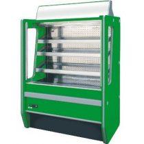"""Kompakt hűtőregál beépített aggregátorral, 615x660x1590mm """"ALABAMA"""" – COLD R-06 Na"""