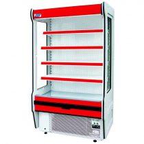 "Tejhűtő faliregál beépített aggregátorral, 1825x655x2020mm ""REMO"" – COLD R-18*655"