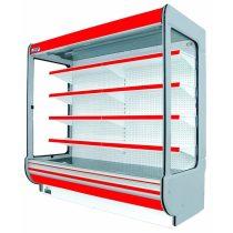 """Tejhűtő faliregál aggregátor nélkül, 1625x655x2020mm """"REMO"""" – COLD R-16/o *655"""