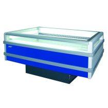 """Mélyhűtősziget beépített aggregátorral 2040x1125x970mm """"MILLENIUM"""" – COLD W-20 MR/G freezer"""