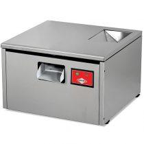 Evőeszköz szárító és polírozó gép UV sterilizálással, 3000 db/óra teljesítmény – EMPERO EMP.CKP.01